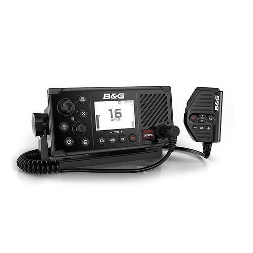 B&G V60 fastmontert VHF med innbygget GPS og AIS mottaker