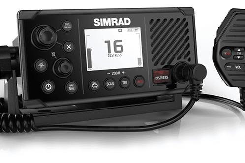 Simrad RS40 VHF Radio med DSC, AIS mottaker og innebygget GPS