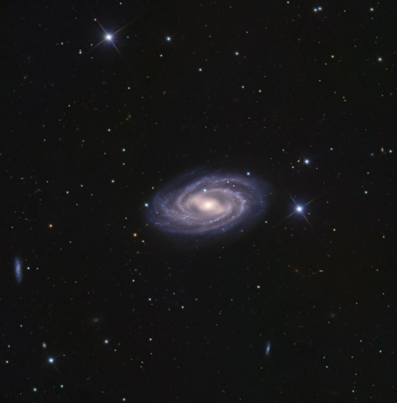 M109 The Distant Galaxy