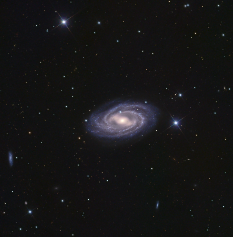M109The Distant Galaxy
