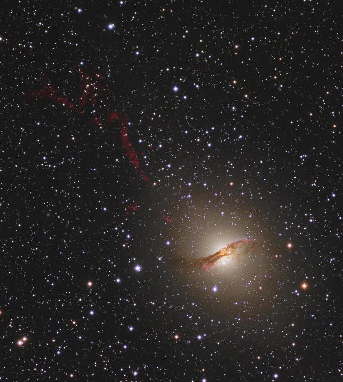NGC 5128 Centaurus A