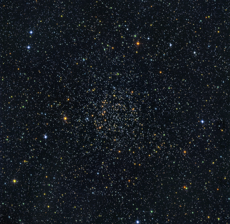 NGC 7789 Open Cluster