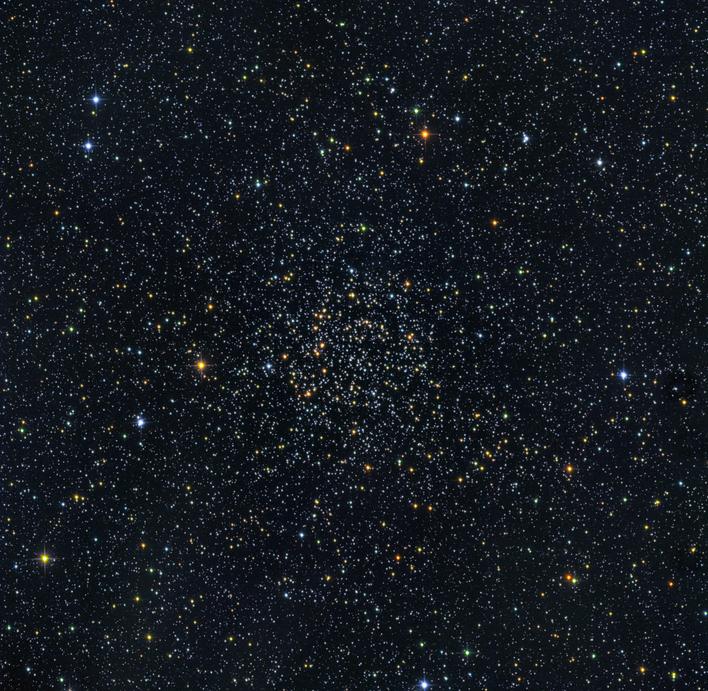 NGC 7789 Open Cluster