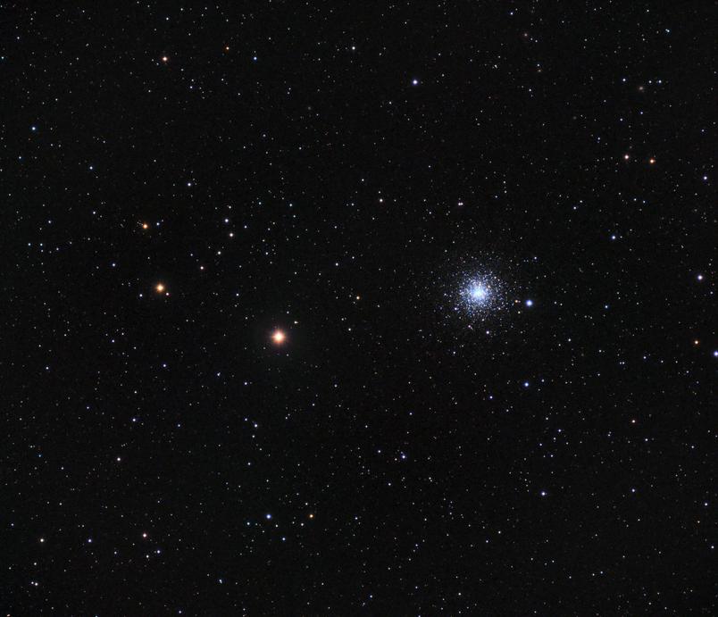 M30 Globular Cluster