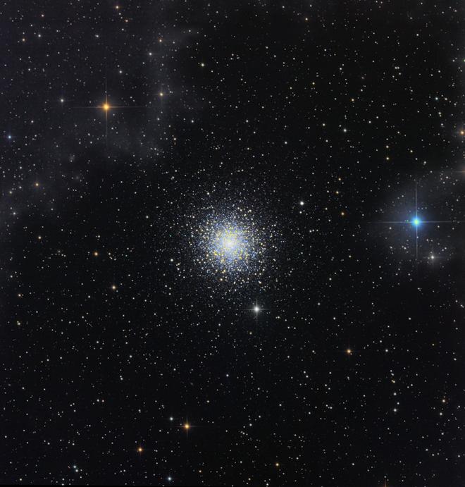 M15 Globular Cluster with IFN