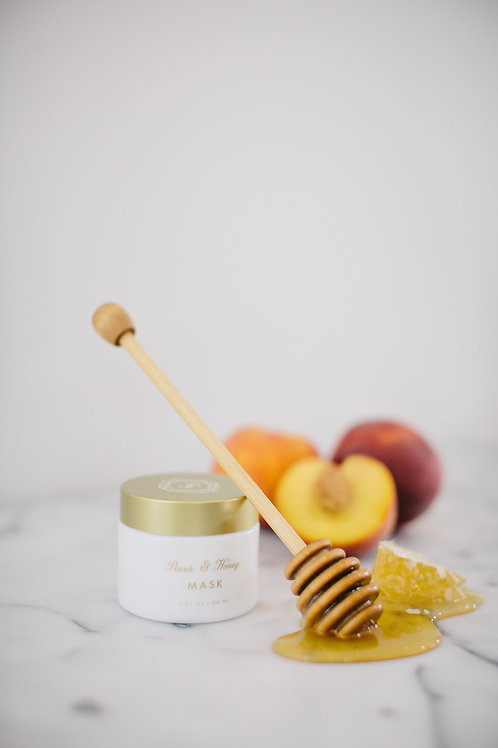 Peach and Honey Mask