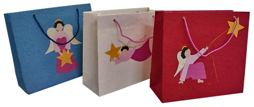 Christmas Angel Gift Bags