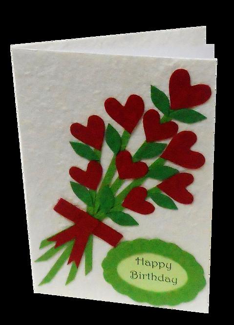 Bouquet Cards