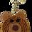 Thumbnail: Zoo Critter key chain