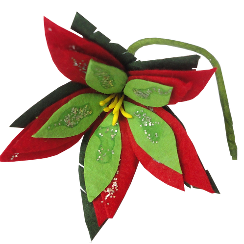Poinsetta - Pack of 4