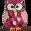 Thumbnail: Owl Mobiles