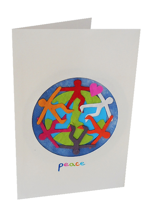 People of Peace Card