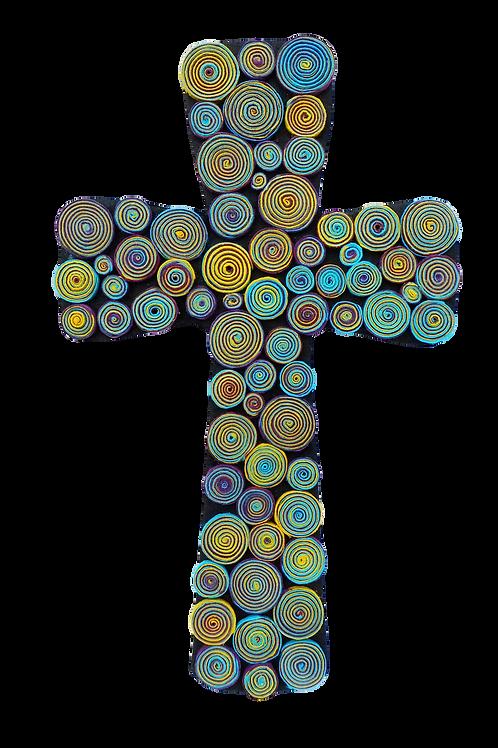 Saa Spiral Crosses
