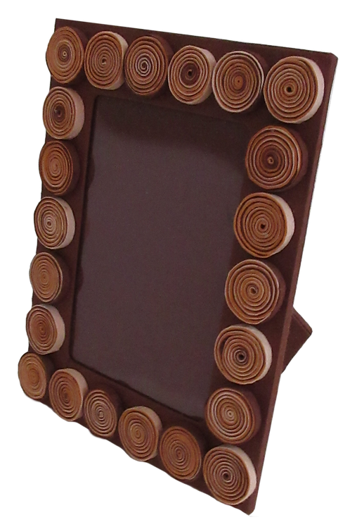 Quilled fun Photo Frame