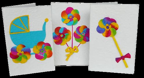 Kaleidescope Cards