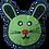 Thumbnail: Rabbit Magnet individual