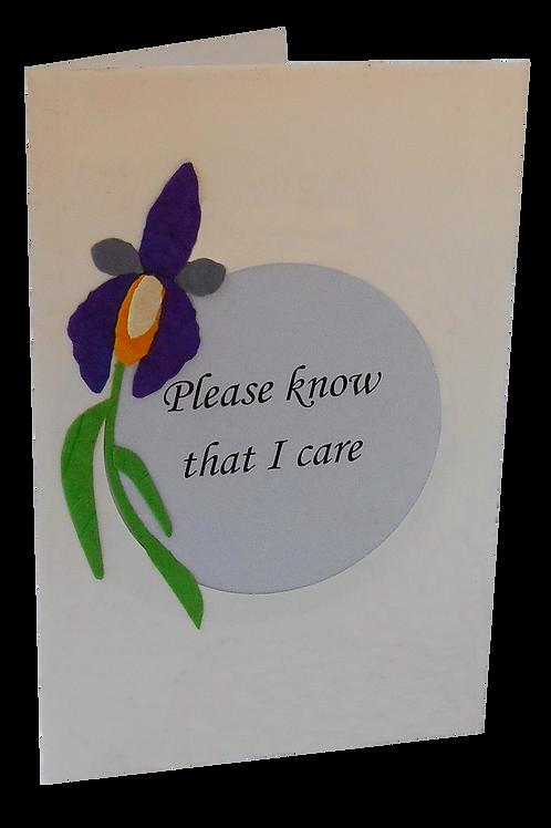 Please Know I Care