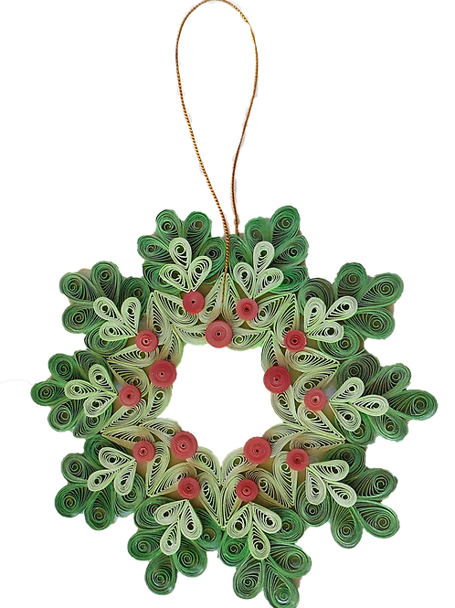 Ornamental Wreath