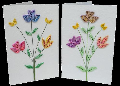 Wildflower Blooms - Cards