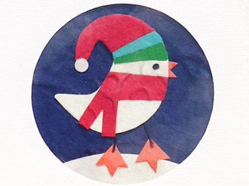 Animal Santa Cards
