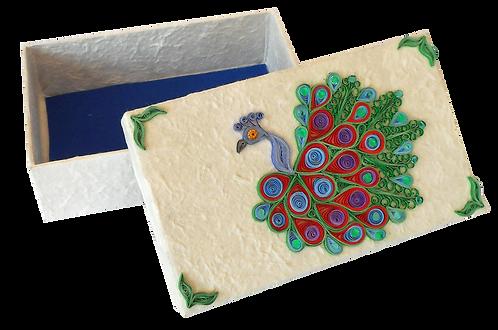 Peacock's Jewellery Boxes