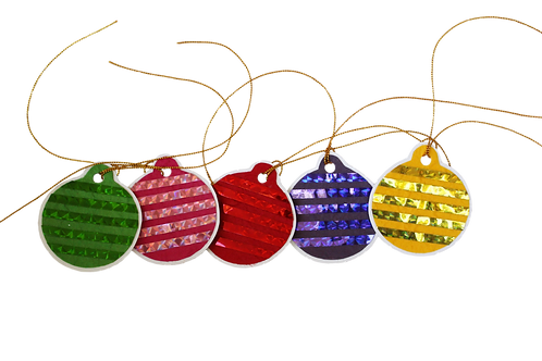 Bauble Gift Tags