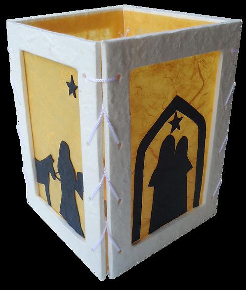 Nativity Table Lantern