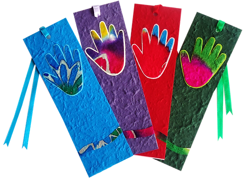 Hands of Hope Bookmarks