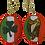 Thumbnail: Saint Patrick's Key Chains