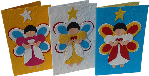 Angel Doll Cards