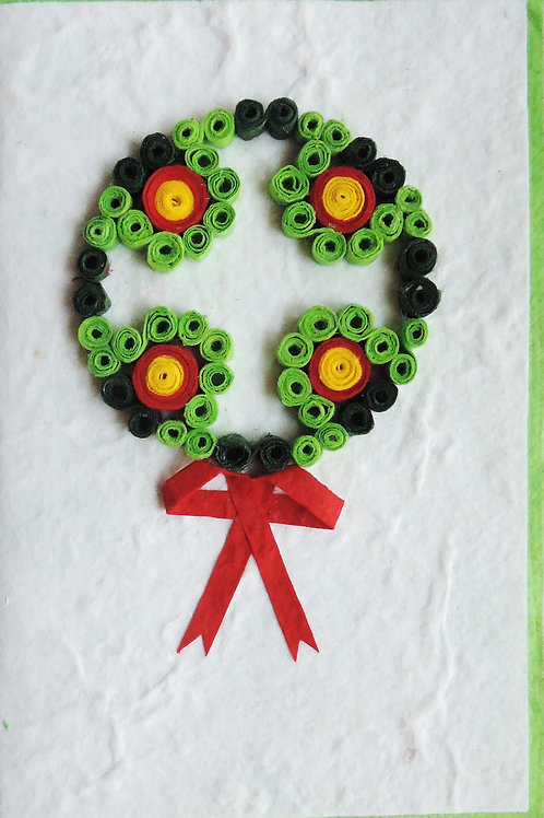Quilled Christmas Series