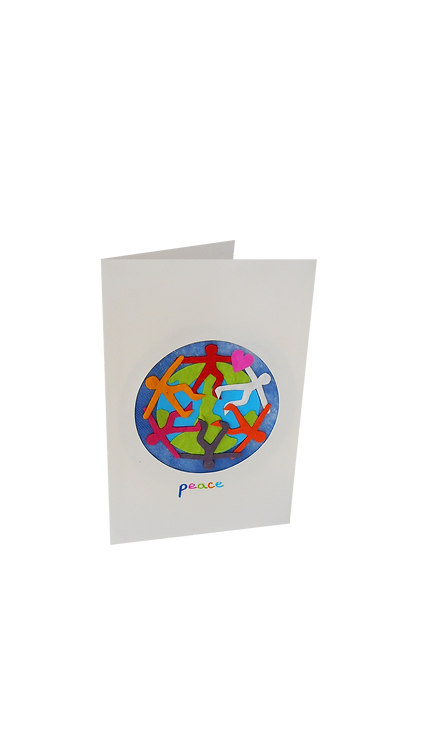 People of Peace Cards