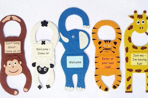 Fun Door Hangers