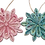 Thumbnail: Quilled Christmas Decorations - pack