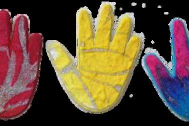 Fridge Magnets - Hands of Hope