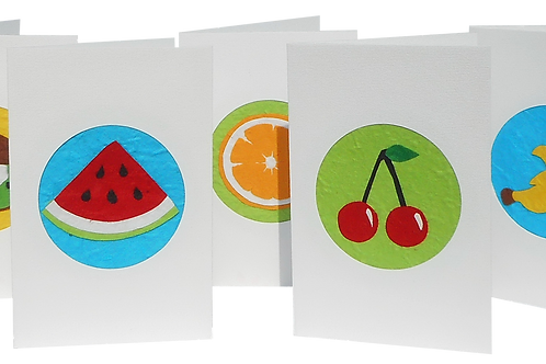 Fruit Salad Cards