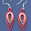 Thumbnail: Quilled earrings