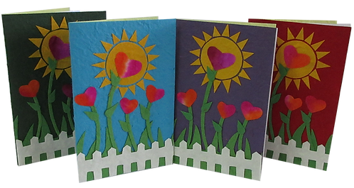 Love Grows Cards