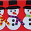 Thumbnail: Snowmen Tree Ornaments