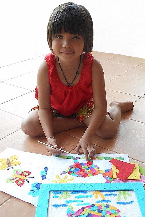 Junior Picasso!