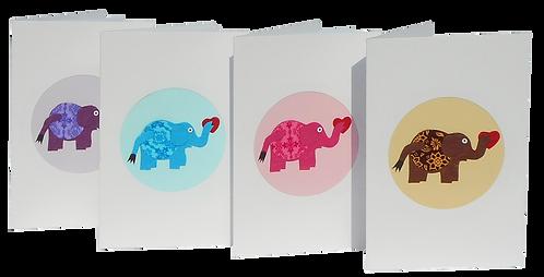Elephant Cards