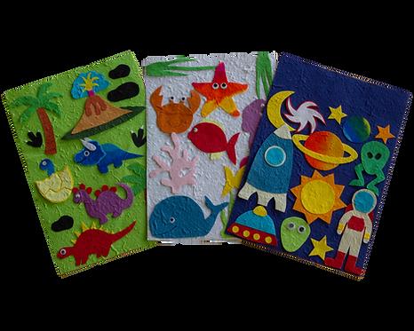 Kid's Craft Packs