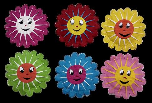 Sunshine Magnets- individual