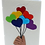 Thumbnail: Hand and Heart Balloon Cards