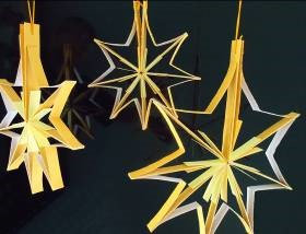 Fan Stars/Snowflakes