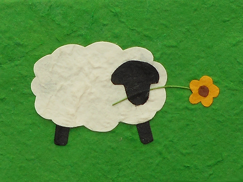 Grazing Sheep Cards
