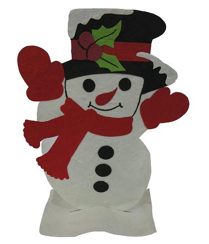 Saa Snowman
