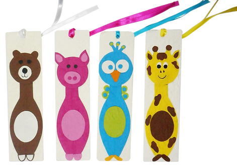 Whimsical Bookmarks