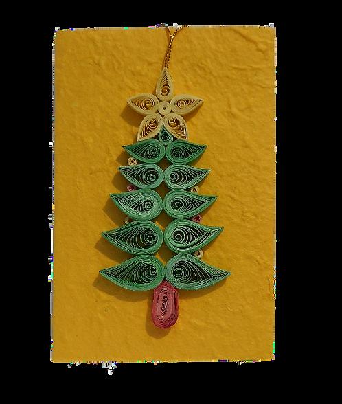 Tree Ornament Card