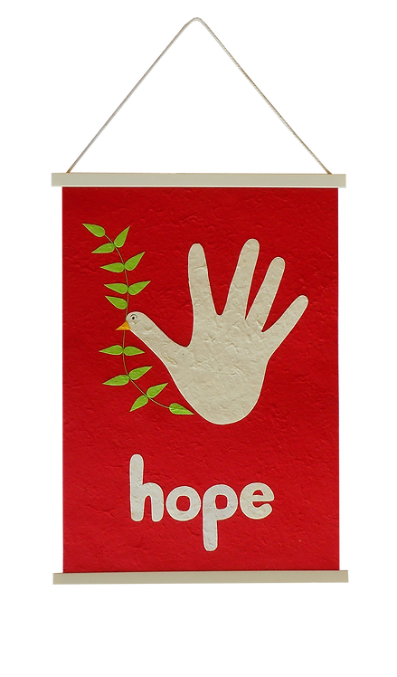 Wall Hanging Hope